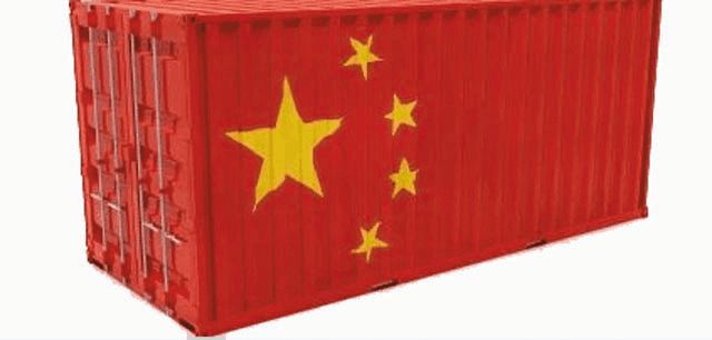 China container
