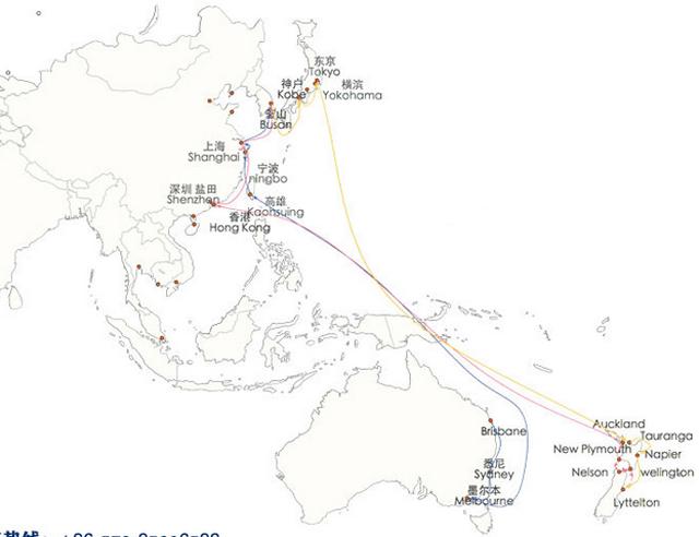 shipping-route-australia-newzealand