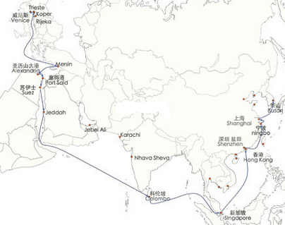 shipping-route-mediterranean
